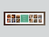 Kitten -  First Year Multi Aperture Photo Frame
