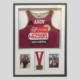 Marathon and Sports Medal Framing