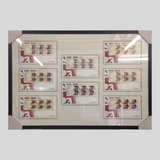 Olympic Stamp Collection