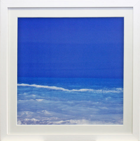 Framed - Subtle Seascapes I, art print