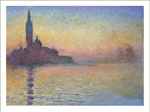 San Giorgio Maggiore - Custom Framing, Art Prints, Framed Pictures, Ready Made Frames Artists Materials & more - Art Prints - art@home