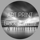 Art Print Collection - Black and White