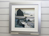 Framed William Vanscoy, Where Angels Hide  Art Print