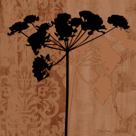 Diane Moore - Herbage Silhouette - Custom Framing, Art Prints, Framed Pictures, Ready Made Frames Artists Materials & more - Art Prints - art@home