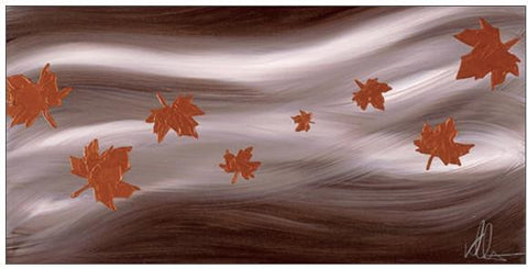 Autumn Coffee - Custom Framing, Art Prints, Framed Pictures, Ready Made Frames Artists Materials & more - Art Prints - Kris Hardy