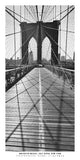 Across Brooklyn Bridge 50x100cm Art Print Wallart Picture - Custom Framing, Art Prints, Framed Pictures, Ready Made Frames Artists Materials & more - Art Prints - art@home