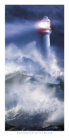 The Lighthouse - Art Print