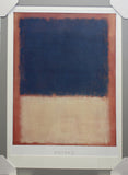 Framed Mark Rothko- No 203,1954, art print