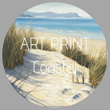Art Print Collection - Coastal