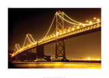 San Francisco Bridge - Custom Framing, Art Prints, Framed Pictures, Ready Made Frames Artists Materials & more - Art Prints - art@home