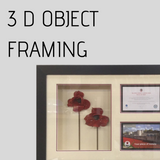 3 D Object Framing