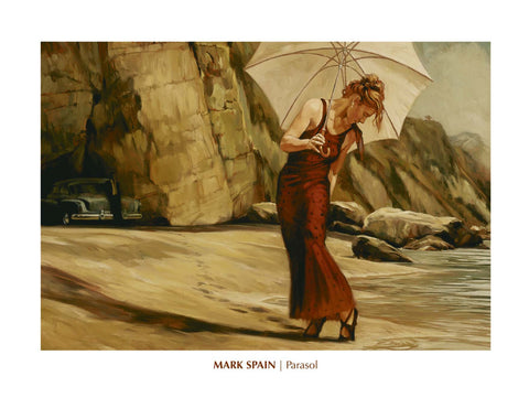 Parasol - Custom Framing, Art Prints, Framed Pictures, Ready Made Frames Artists Materials & more - Art Prints - Mark Spain