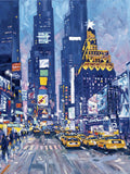 Roy Avis Times Square 60x80cm Art Print Wallart Picture - Custom Framing, Art Prints, Framed Pictures, Ready Made Frames Artists Materials & more - Art Prints - art@home