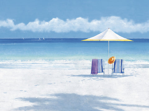 Beachlife 1 60x80cm Art Print Wall Picture - Custom Framing, Art Prints, Framed Pictures, Ready Made Frames Artists Materials & more - Art Prints - art@home