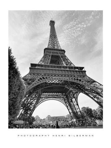 La Tour Eiffel - Paris - Custom Framing, Art Prints, Framed Pictures, Ready Made Frames Artists Materials & more - Art Prints - art@home