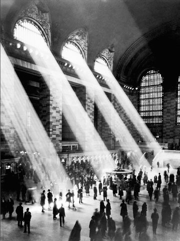 Grand Central Station 60x80cm Art print Wallart Picture - Custom Framing, Art Prints, Framed Pictures, Ready Made Frames Artists Materials & more - Art Prints - art@home