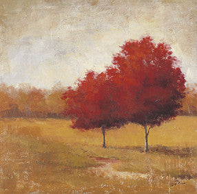 Scarlet Meadow - Custom Framing, Art Prints, Framed Pictures, Ready Made Frames Artists Materials & more - Art Prints - art@home