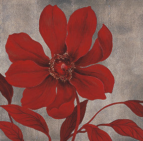 Crimson Bloom 2 - Custom Framing, Art Prints, Framed Pictures, Ready Made Frames Artists Materials & more - Art Prints - art@home
