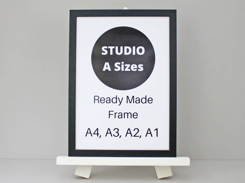 Studio Ready Made Frame Collection - A Frames