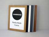 A1, A2, A3, A4 Size Wooden Picture Frames, Photo Frame, Poster Frame - Cambridge Range