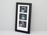 Baby Scan - Multi Aperture Collage Photo Frame by art@home