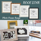 Rockstar Photo Frame Collection