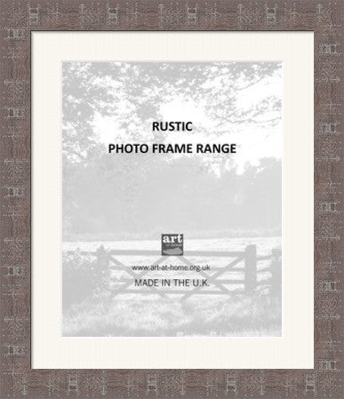 Rustic Photo Frame Collection