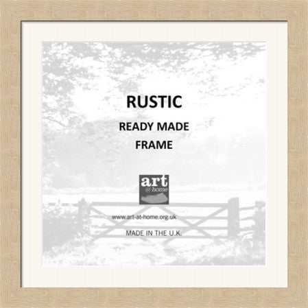 Rustic Square Ready Made Frame Collection