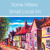 Sonia Villiers - Small, Framed, Local Art