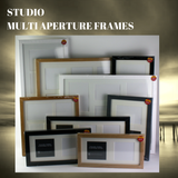 Studio Multi Aperture Frame Collection
