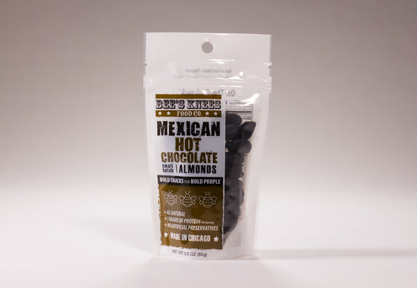 Mexican Hot Chocolate Almonds (3 bags)