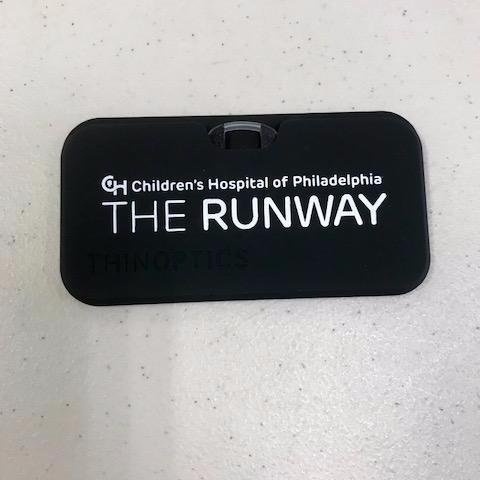 Runway branded case