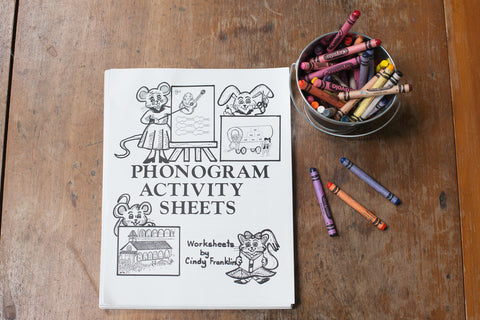 Phonogram Activity Sheets