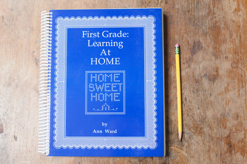 First Grade: Learning at Home