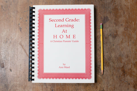Second Grade: Learning at Home
