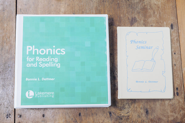 SPECIAL: PRS and Phonics Seminar