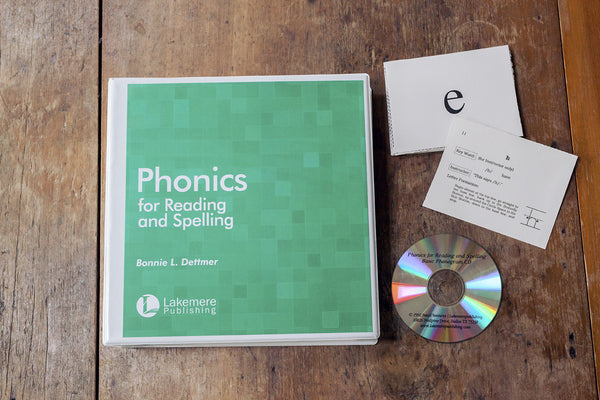 Phonics for Reading and Spelling
