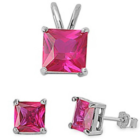 Square Ruby Solitaire