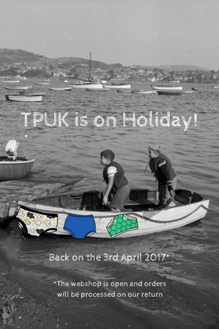 Tpuk on holiday