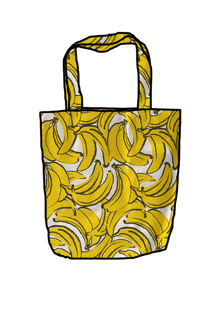 Banana Reusable Shopping Bag