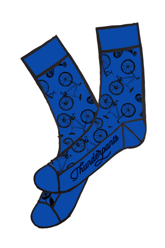 Socks Bicycles - Thunderpants UK