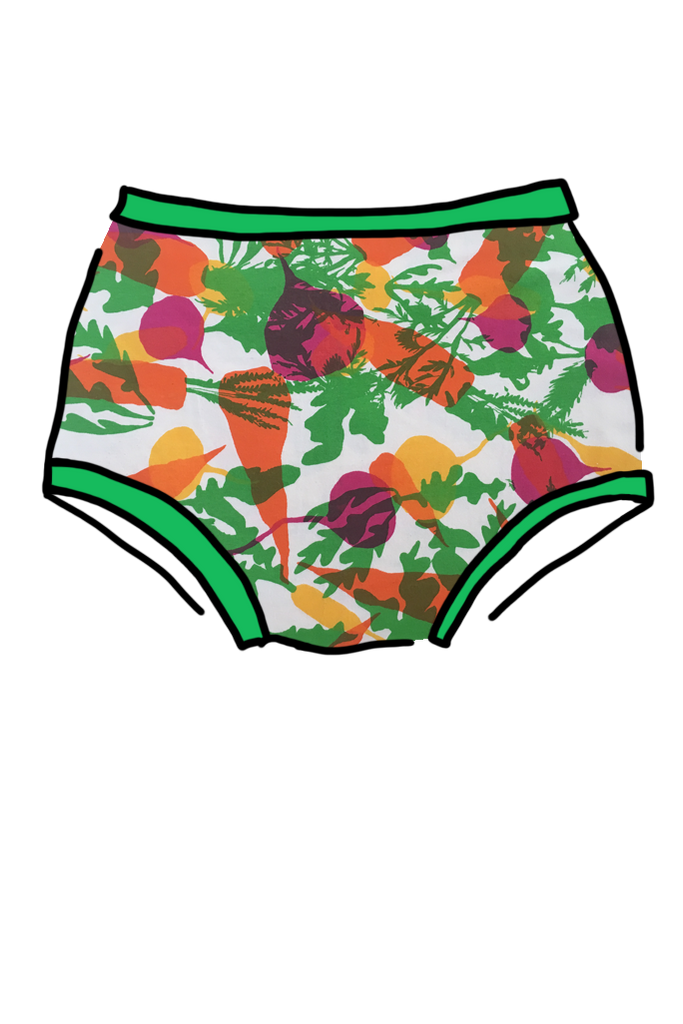 Womens Original Root Veg - Thunderpants UK