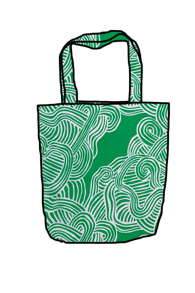 Zen lines Reusable Shopping Bag