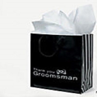 Groomsmen Gift Bags 6pc Set-Wedding Favors-Varnita Bridal Store