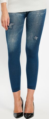 Imma Star Jeggings - Blue