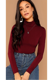 Put Her First Top - Burgundy - flyqueens