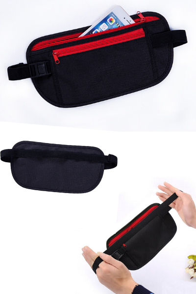Official Girl Fannypack with Hidden Pockets - flyqueens