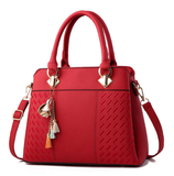 Watch Me Win Bag - Red