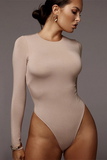 Gifted Goddess Bodysuit - Neutral - flyqueens