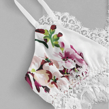 Beautiful Blossom Set - White - flyqueens